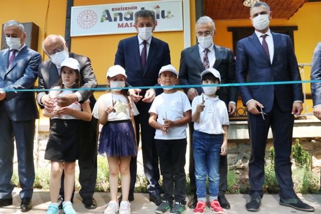 Esklşehir'e yeni masal evi yapıldı - Anadolu Masalları Eskişehir