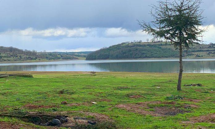 Cip Barajı Uygun Kamp Alanı