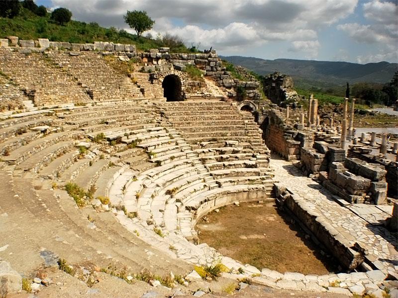 Odeon ne demek? Antik Yunan Medeniyetinde Odeon